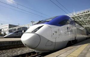 ֿגם ברכבות - מהירות בקוריאה זה שם המשחק