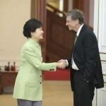 השיעור הקוריאני של ביל גייטס