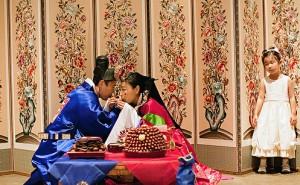 חתונה קוריאנית