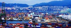 נמל בוסן - הנמל הימי הגדול בקוריאה והשער ל כלכלת קוריאה