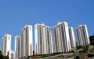 בנייני מגורים בקוריאה