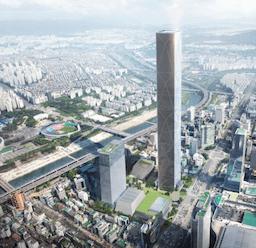 מגדל יונדאי - עתיד להיות הגבוה בקוריאה