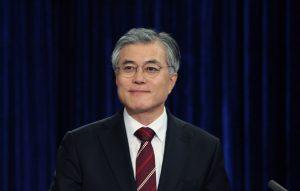 מון - המועמד המוביל לנשיאות