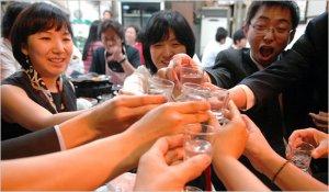שתיה בקוריאה - האם מדובר בדת?