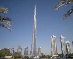 בורג' חליפה - הבניין הגבוה בעולם