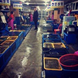 שוק הדגים - איפה שהארוחה מתחילה