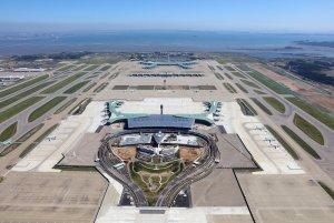 טרמינל חדש בשדה התעופה אינצ׳און